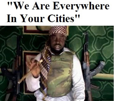 Shekau Boko Haram - We are everywhere in your cities