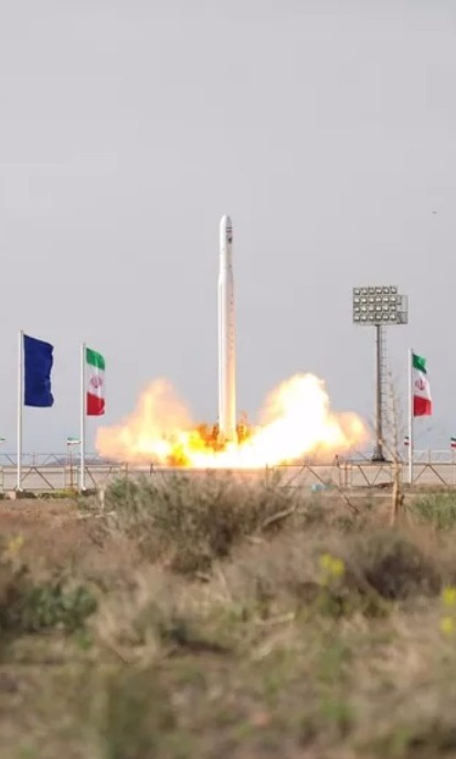 Ultrascan Humint Alert - Iran launched Military Satellite