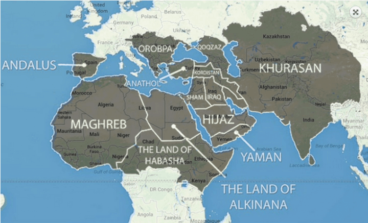 ISIS islamic-state caliphate
