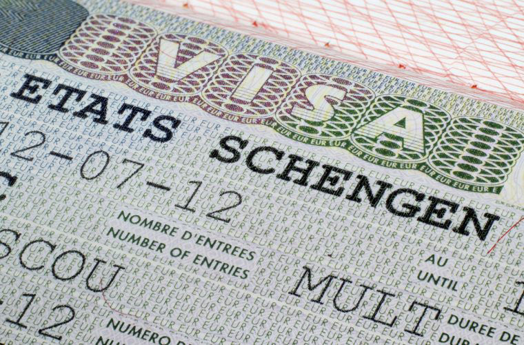Long Term Multiple Entry Visa For Europe Shengen - Dubai - Qatar