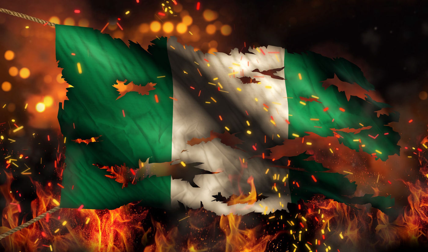 Nigerians in Diaspora call for revolution and kill politicians on foreign soil