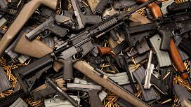 Organised Crime Nexus Terrorism Arms Trade